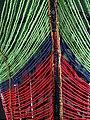 P2243791e1 Detail Dinka Mans beaded Corset, Southern Sudan (8501746517).jpg