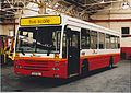 P22 with BE as a bus scoile - Flickr - D464-Darren Hall.jpg