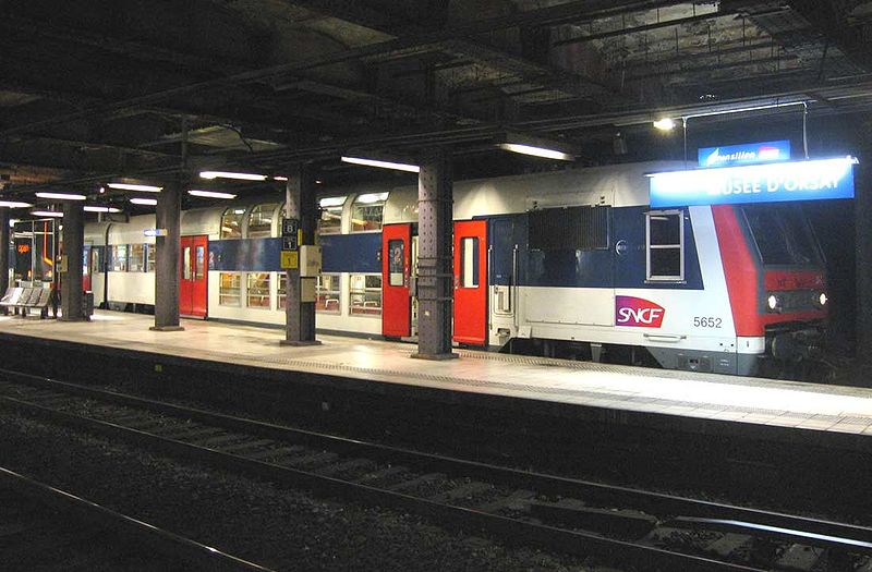 RER Paris