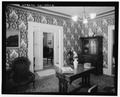 PARLOR, LOOKING SOUTHWEST - The Lace House, 161 Main Street, Black Hawk, Gilpin County, CO HABS COLO,24-BHAWK,2-6.tif