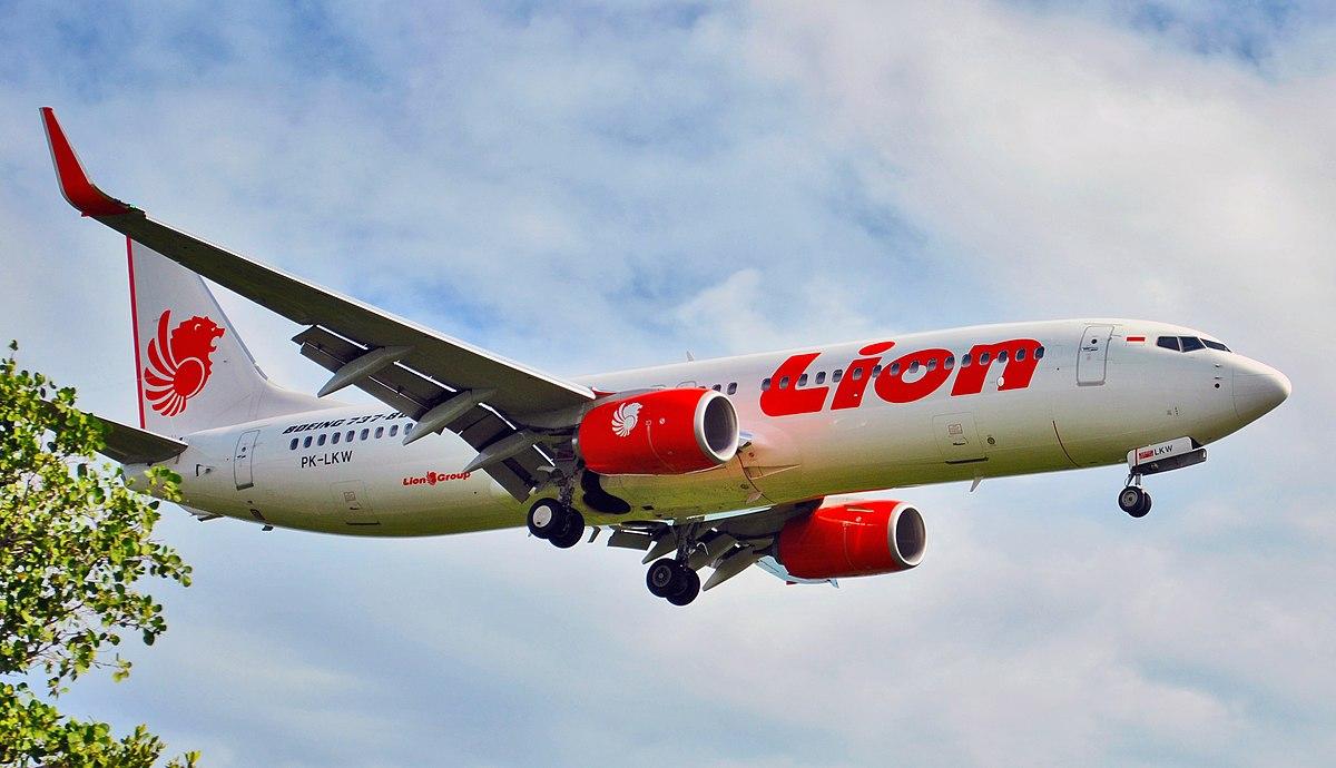 Lion Air Flight 904 - ...