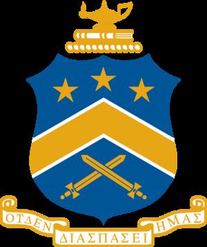 Pi Kappa Phi - Image: PKP Coatof Arms RGB