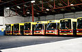PMT Leyland Lynxes and Optare Deltas.jpg