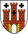 Coat of arms of Kluczbork