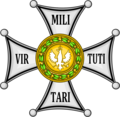 POL Sign Order Virtuti Militari Silver cross.png
