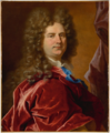 PORTRAIT OF A GENTLEMAN, HALF-LENGTH, IN A RED MANTLE.png