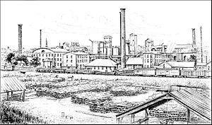Lehigh Crane Iron Company - Crane Iron Company, 1891