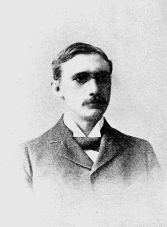 William Francis Magie - c. 1904/1905