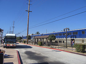 Image illustrative de l'article Gare du vieux San Diego