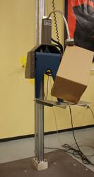 Corrugated box design - Laboratory drop test to determine ability to withstand rough handling