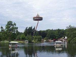 Pagoda (Efteling) - Image: Pagode Efteling