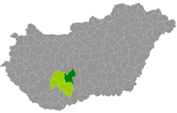 magyarország térkép paks Paksi járás – Wikipédia magyarország térkép paks