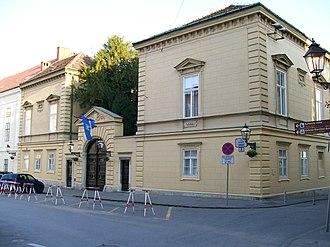 Gradec, Zagreb - Dverce