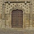 Palacio de Jabalquinto (Baeza). Portal.jpg