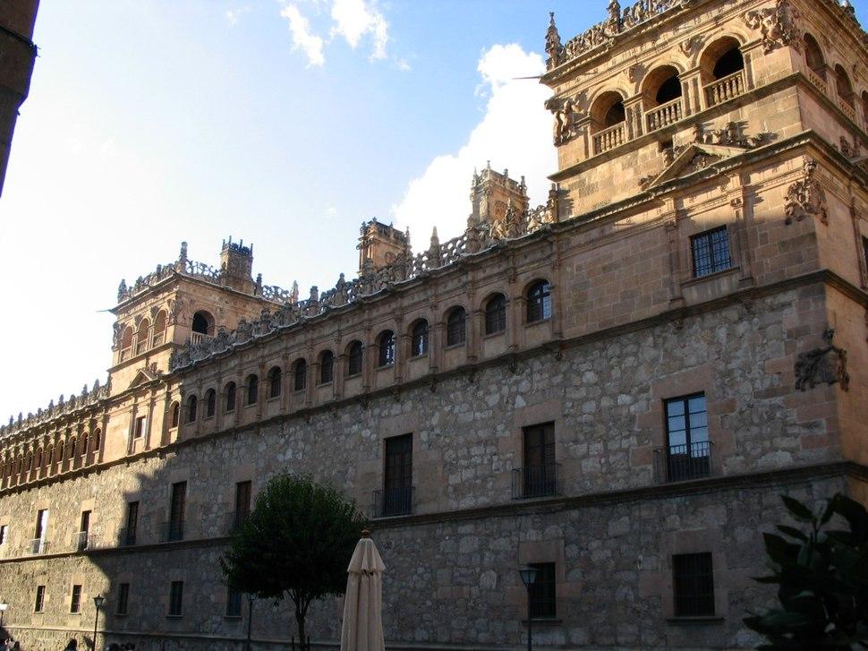 Palacio de Monterrey de la Duquesa de Alba