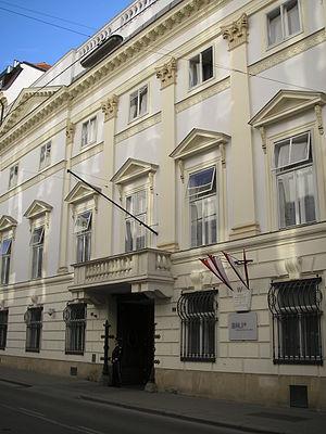 Federal Ministry of the Interior (Austria) - Palais Modena, Vienna
