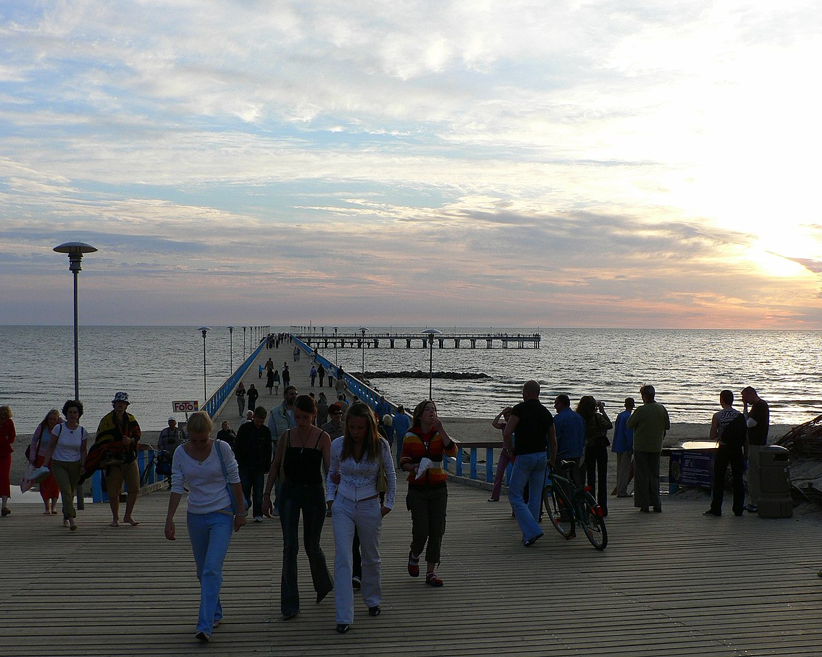 Palanga Travel Guide At Wikivoyage