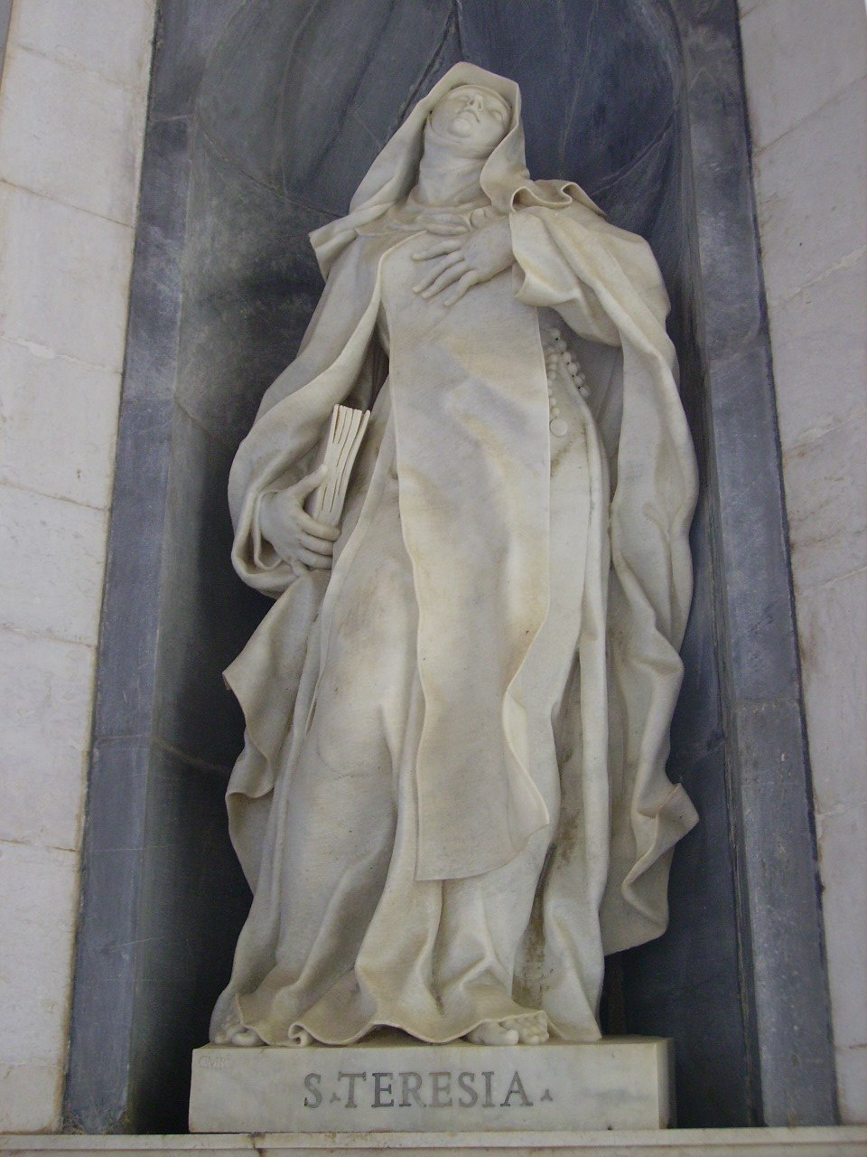 Palau de Mafra - Estàtua - 1