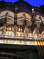 Palau de la Música Catalana - Palace of Catalan Music - concert hall - Barcelona.jpg