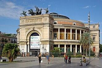 Music of Sicily - Teatro Politeama