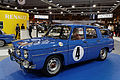 Paris - Retromobile 2014 - Renault 8 Gordini type 1134 - 1965 - 002.jpg
