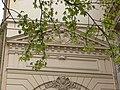 Paris - hôtel du Barry - fronton feuilles.jpg