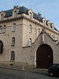 Paris 75018 Rue du Chevalier de la Barre 20060829 Carmel de Montmartre.jpg