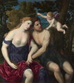 Paris Bordone (A Pair of Lovers) Daphnis and Chloe 1540s.png