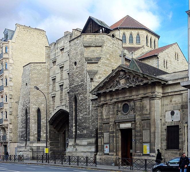 Fichier:Paris st denys la chapelle.jpg