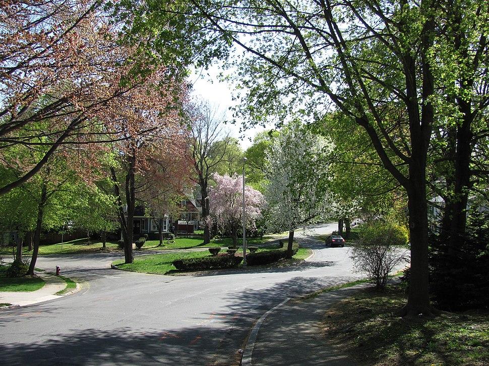 Park Avenue, Wakefield MA