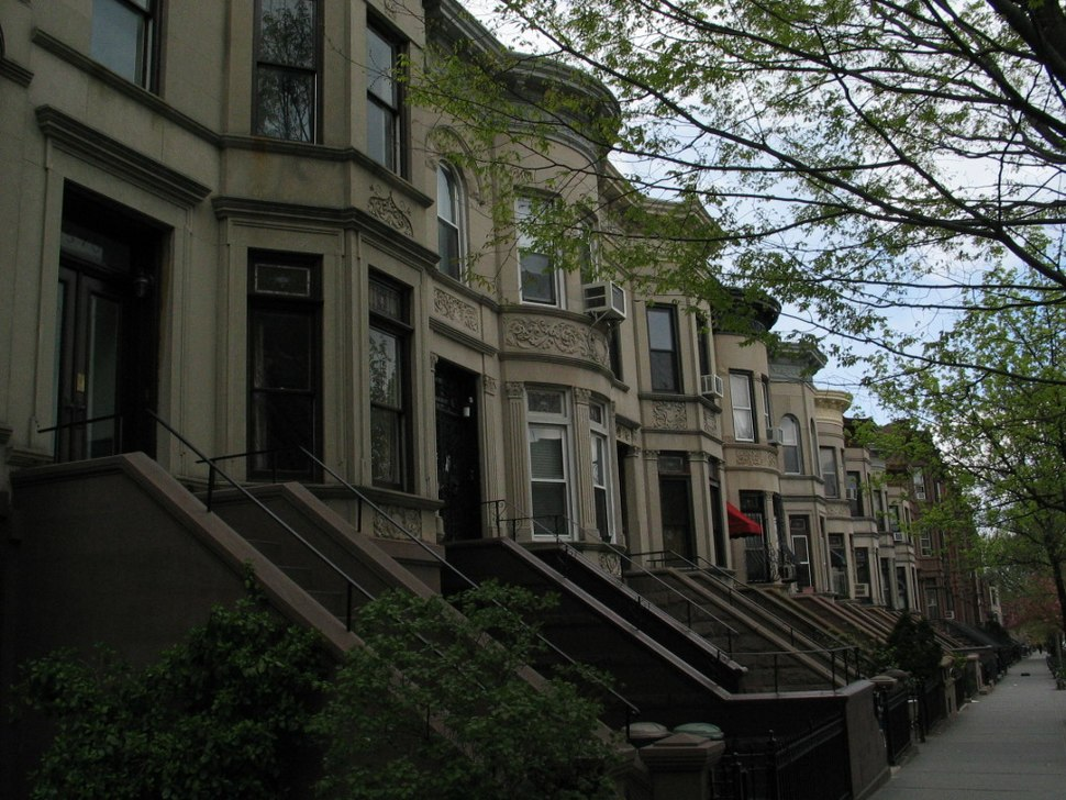 Park Slope Houses