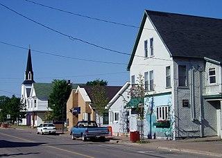 St. Georges Anglican Church (Parrsboro, Nova Scotia) Church