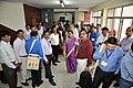 Participants - National Demonstration Laboratory Visit - Technology in Museums Session - VMPME Workshop - NCSM - Kolkata 2015-07-16 8796.JPG