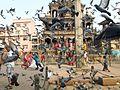 Patan darbar square pegion.jpg