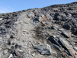 Skiddaw Group group of sedimentary rock formations