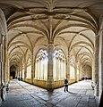 Patio interior, Catedral de Santa María de Segovia.jpg