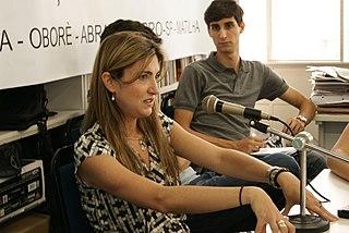 Patrícia Campos Mello Brazilian journalist