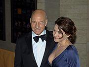 Patrick Stewart Guest Met Opera 2010 Shankbone