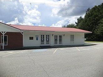 Patterson, Georgia - Patterson City Hall