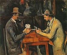 Οι χαρτοπαίκτες (1890-1895).