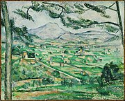 Paul Cézanne - Mont Sainte-Victoire - Google Art Project (27768167).jpg