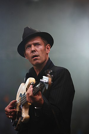 Paul Simonon - Paul Simonon at the Eurockéennes of 2007