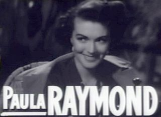 Paula Raymond American actress