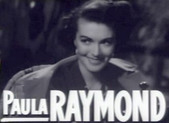 Paula Raymond - from the trailer for the film Crisis (1950).