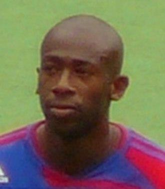 Paulo Wanchope - Wanchope with Tokyo in 2007