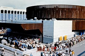 Telephone Pavilion (Expo 67) - The Telephone Pavilion