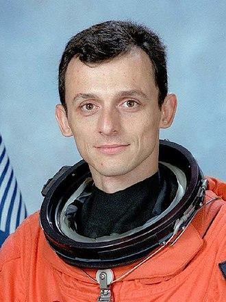Pedro Duque - Duque in 2000