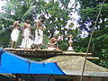 Peeliyampuram sree krishna ayyappa temple thazhikakudam.JPG