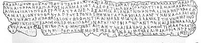 400px Pellatab Makedonika I: The Ancient Macedonian Testimonies (Archaeological Sources)