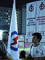 People's Action Party general election rally, Bedok Stadium, Singapore - 20110501-06.jpg